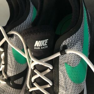 Nike Dual Racer sneakers. Worn only 1 times!